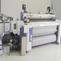 China high speed rapier loom weaving machine