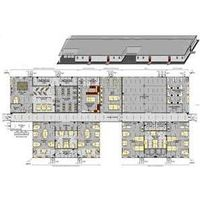 Architectural layout plans