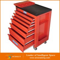 Multi-layer Steel Tool Cabinet
