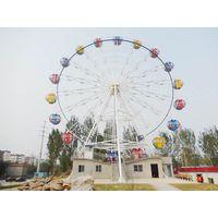 China Mid-sized Manufacturer Outdoor Amusement Park Ride Ferris Wheel thumbnail image