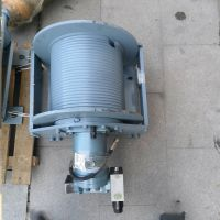 Hydraulic winch for crane,Crane hoist thumbnail image