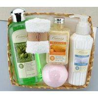 Aromatic Fragrance Hair, Skin, Body Care Set (YW005)-bath gel,bath salt thumbnail image