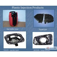 Non-standard TS16949 Plastic Injection Automotive Parts