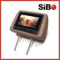 Shenzhen Android 7 Inch Taxi Tablet with Ethernet Port, Wifi, 3G and Headrest, vcam thumbnail image