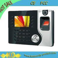 Free Shipping Fingerprint Time clock with built-in firmware program KO-RL60
