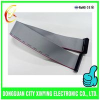 OEM custom made IDC flat cable assembly