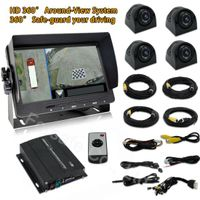 360 Around View Parking System for Heavy-Duty Vehicles thumbnail image