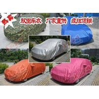 polyester taffeta double sides car covers
