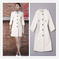 European Design Women Trendy Coat Winter Wool jacket Wholesale