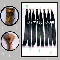 pre-bonded hair /stick hair/nail hair /keratin hair exention
