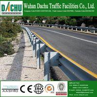 Zinc Coated I C U H Post, Highway Guardrails Posts with zinc coating