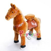 Ponycycle childrens ride on horse toy