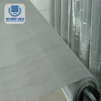 High Quality High Precision Stainless Steel Woven Wire Mesh Cloth thumbnail image