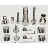 STAINLESS STEEL CNC MACHINED PARTS thumbnail image