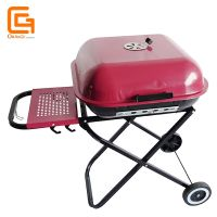 Superior Quality Direct Price Charcoal Folding Grills Hamburger Square Bbq Grill