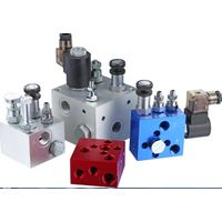 Hydraulic Lift Block with Filltings for Cargo Elevator /Cargo Lift/Scissor Lift Platform