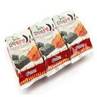 Haejeo Kimchi Spicy Roasted Laver-3P