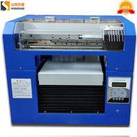 Honzhan HZ-EA3-6C Eco Solvent Flatbed Printer 330600mm with Epson R1390 Printhead thumbnail image