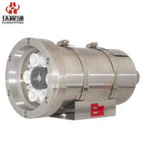 Explosion proof  White light cctv camera