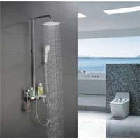 Four functions shower set