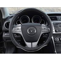 PVC cheap car steering wheel cover