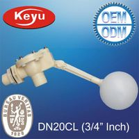 Keyu DN20CL Small Water Tank Float Valve