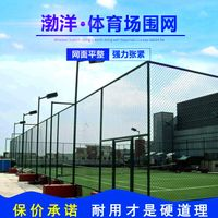 Stadium fence