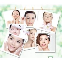 Men's Facial Mask 25g 10PCS Tea Polyphenols Moisturizing Cool Mask