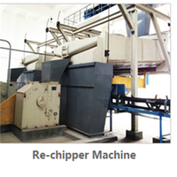 Re-chipper Machine