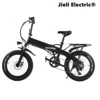 48V 350W Big Foot Beach Electric Bicycle thumbnail image