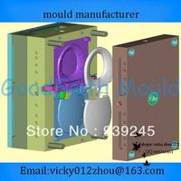 Plastic injection toilet cover mould thumbnail image