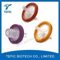Glass Fiber prefilter PES PP 0.22um Syringe Filter manufacturer