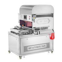 Vertical VSP vacuum skin packaging machine VSP450A