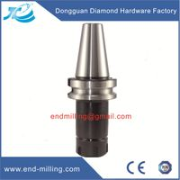 End Mill Holder BT40-ER25-100