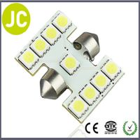 Cheap and fine festoon led car light made in China