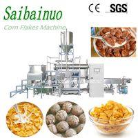 Jinan Saibainuo Breakfast Cereals Corn Flakes Making Machinery thumbnail image
