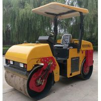 3T roller model asphalt road roller construction machine road roller dynamic road roller price