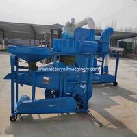 Peanut cleaning and shelling machine thumbnail image