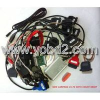 New Carprog V4.74 with Count Reset,21 Cables and Dongle (with all Software's activated and all 22 it