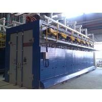 Glass Basins Heating Melting Furnace