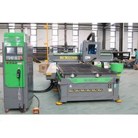 CE Standard Carousel ATC Woodworking Machine CNC Router Wood Engraving Wood Router Machines thumbnail image