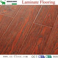 12mm Deep Registered Embossed Laminated Wooden Flooring thumbnail image