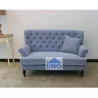 SL-1609 big size chair love seat sofa lounge