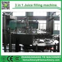 Juice filling machine/juice production line