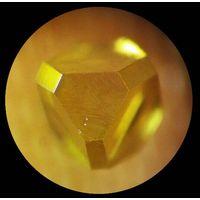 HPHT synthetic diamond