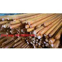 600-1200mm PVC Coated Wooden Broom Handle from Vietnam
