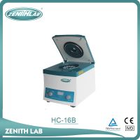 High speed centrifuge HC - 16B TGL-16