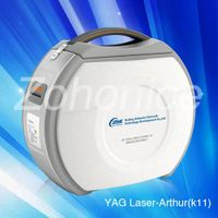 Professional Q-Switch Laser Series Beauty equipment K11-Arthur for wash colorful tattoo & Remove fre