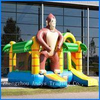 Inflatable Monkey Bouncer thumbnail image