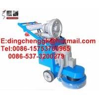 380v three phase concrete polishing machine